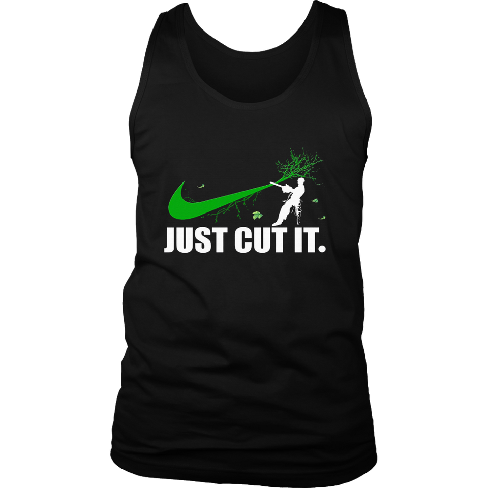 Cut It Shirt - Tree Climber Arborist Logger Shirt Gift