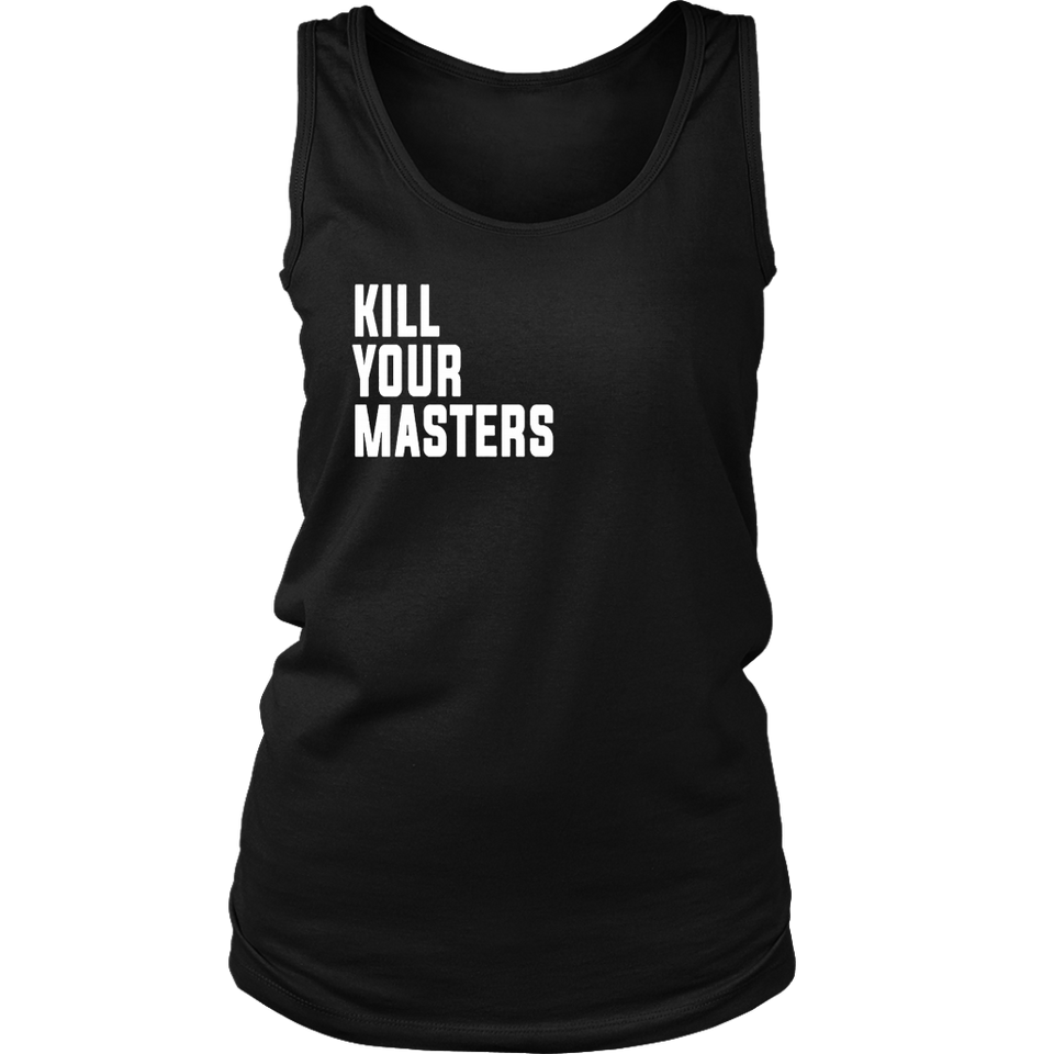 KILL YOUR MASTERS T-SHIRT Killer Mike