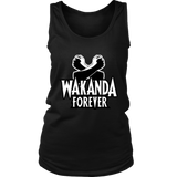 Black Panther Wakanda Forever Salute T-Shirt