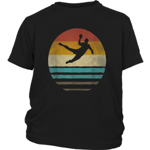 Dodgeball Shirt Retro Vintage 70s Silhouette Distressed Gift