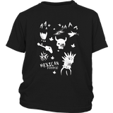 Mexican funeral Dirk Gently band tshirt2