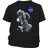 NASA T-Shirt Astronaut Jellyfish Catcher