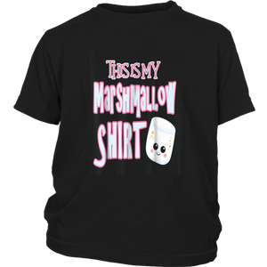 Cute Kawaii My Marshmallow Shirt
