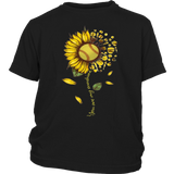 You Are My Sunshine Shirt Sunflower - Baseball