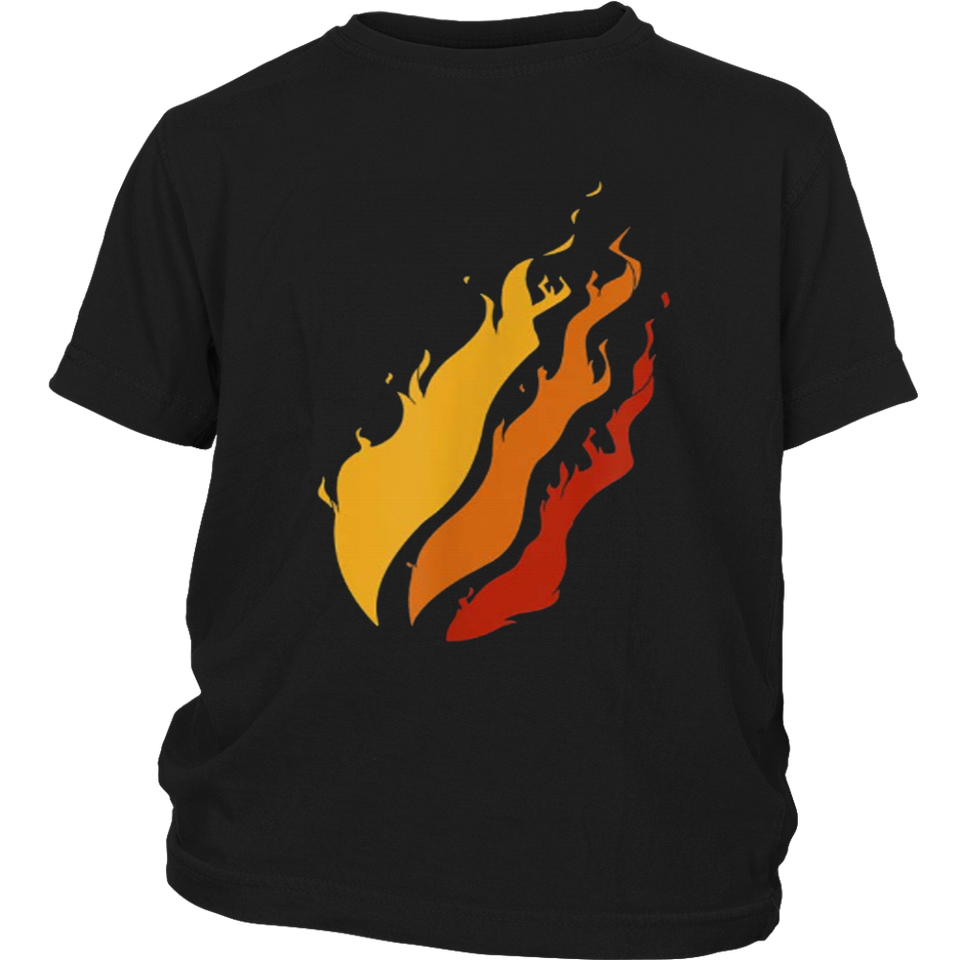 Fire Nation Video Gamer T-Shirt