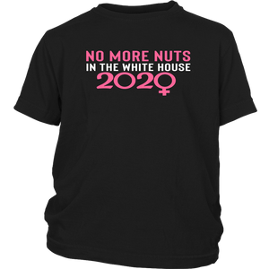 No More Nuts in the White House 2020 Unisex T-Shirt
