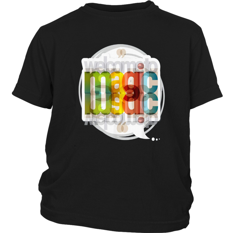 exod152 welcome to magic land T-shirt