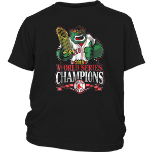 Damage Done Boston Red Sox 2018 World Series Champions Shirt