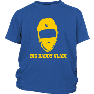 BIG DADDY VLADI SHIRT Vladimir Guerrero - Montreal Expos, Los Angeles Angels of Anaheim, Texas Rangers, and Baltimore Orioles
