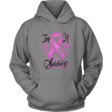 I'm A Survivor T-Shirt  Beat Cancer - Woman - Mom