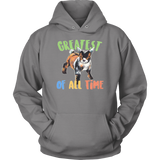 G.O.A.T GREATEST OF ALL TIME SHIRT