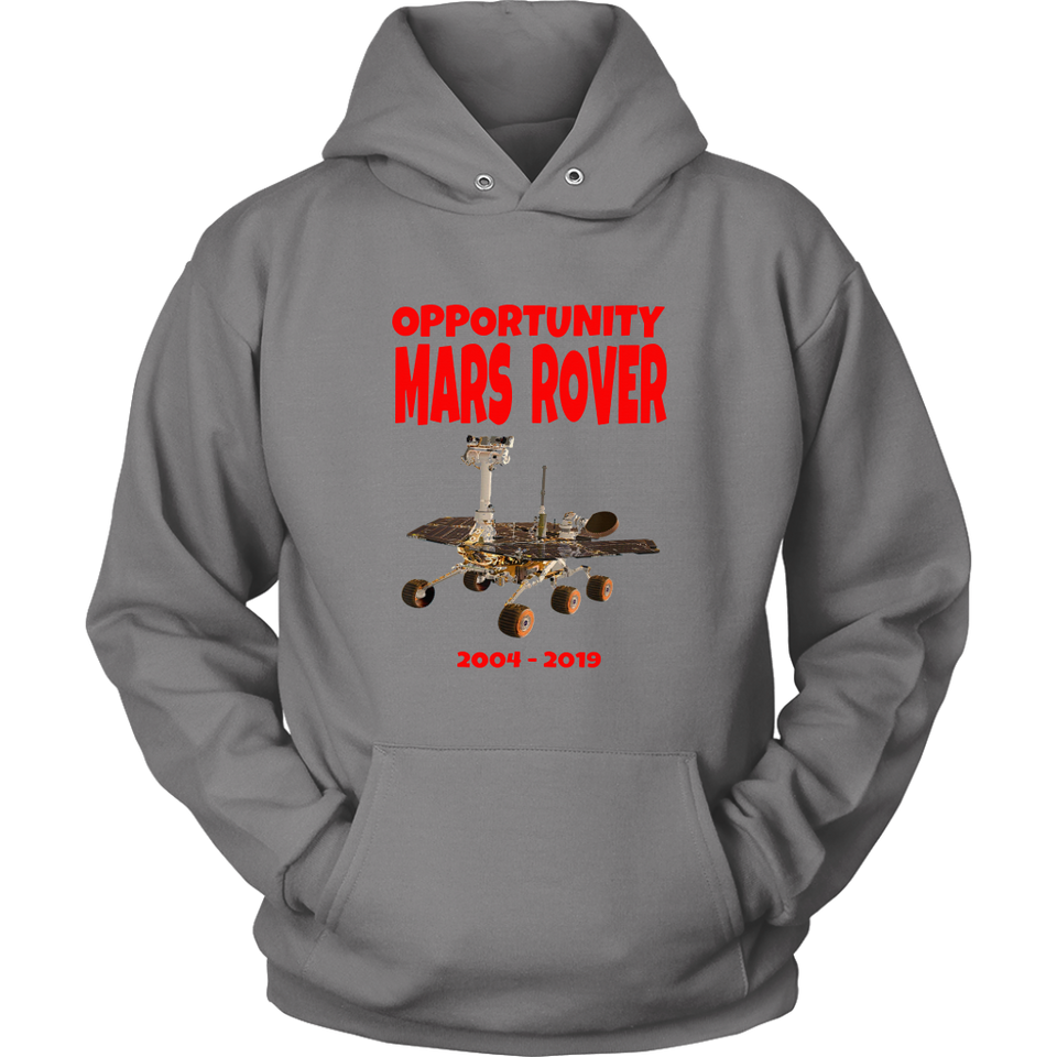 Mars Opportunity Rover Exploration T-Shirt