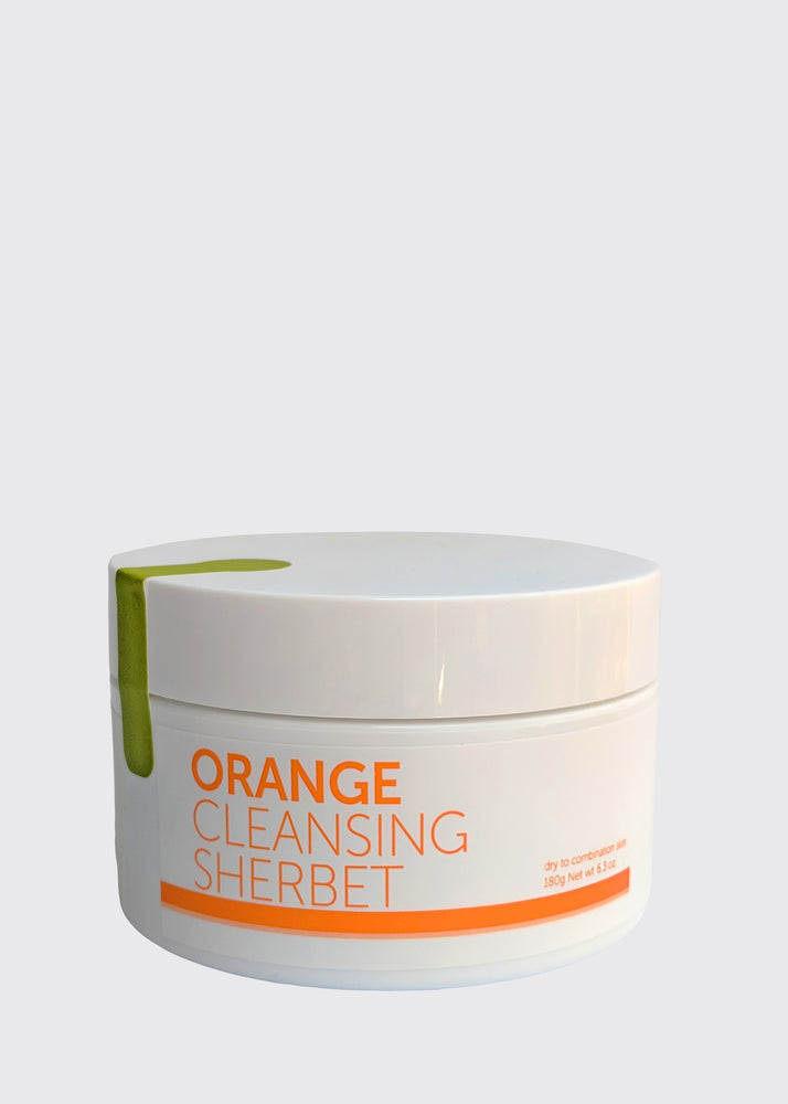 Aromatica Orange Cleansing Sherbet