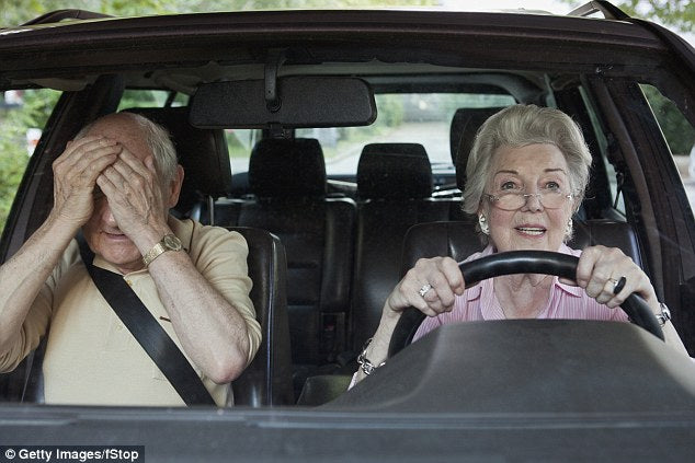Are older people safe enough to keep driving?