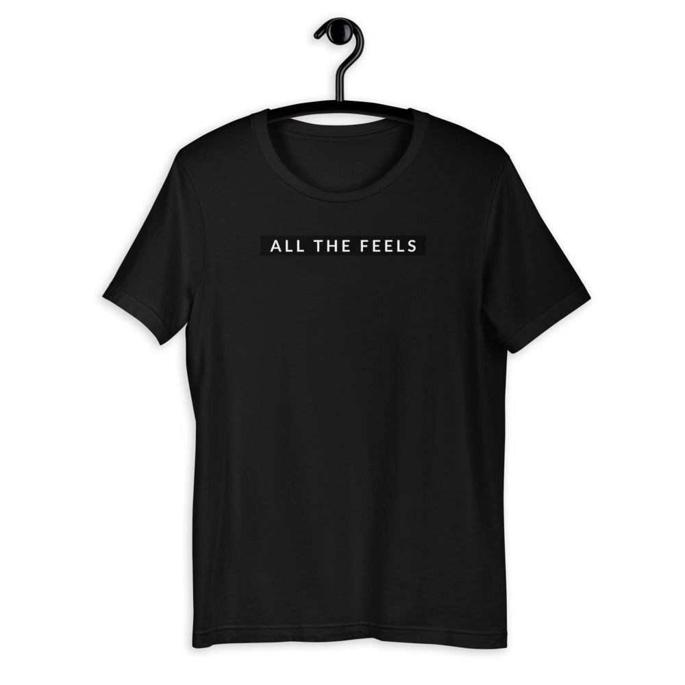 All The Feels Tee -(also in black and prism peach)