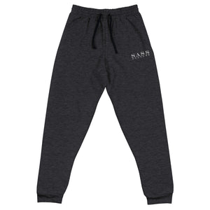 ELEVATED JOGGER - BLACK HEATHER GREY