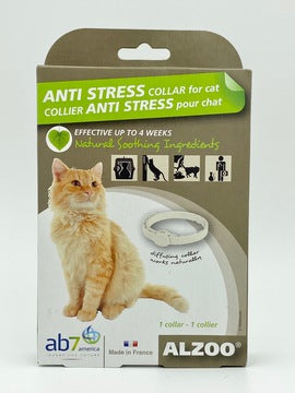 Alzoo Calming Collar for Cat