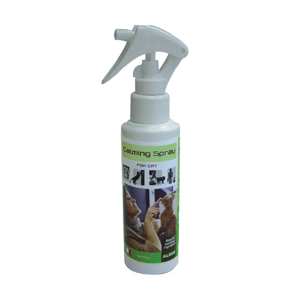 ALZOO Natural Calming Spray for Cat