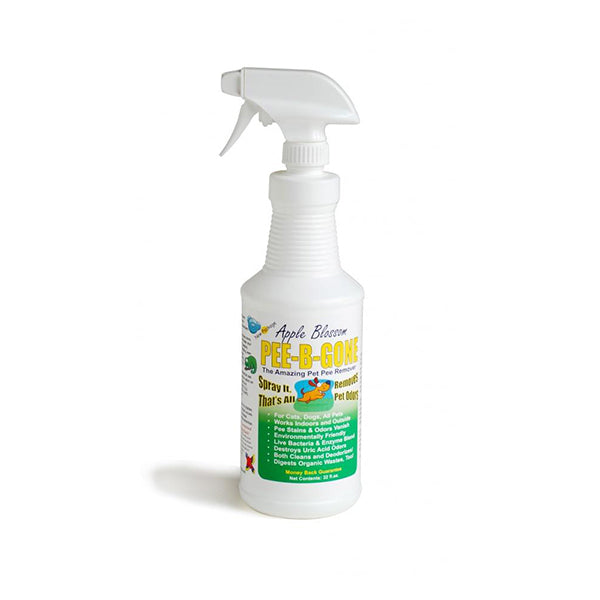 ALZOO Pee-B-Gone Urine & Stain Remover 32 oz for Dog