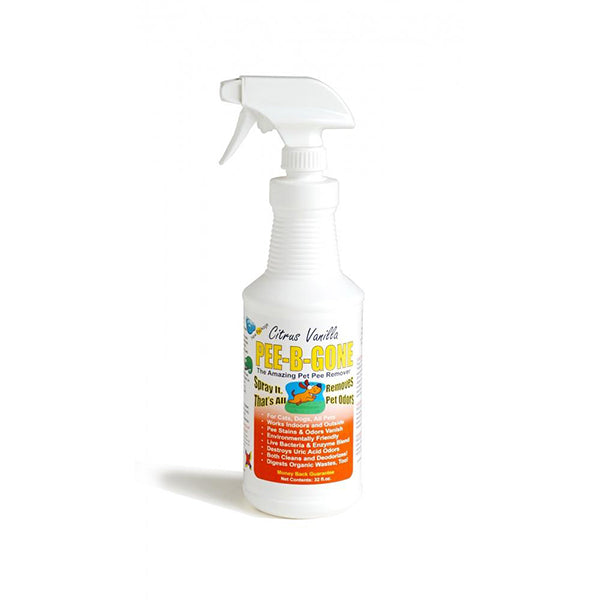 ALZOO Pee-B-Gone Urine & Stain Remover for Dog - 32 oz