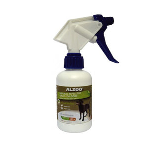 ALZOO Natural Repellent Spray for Dog 8.45oz