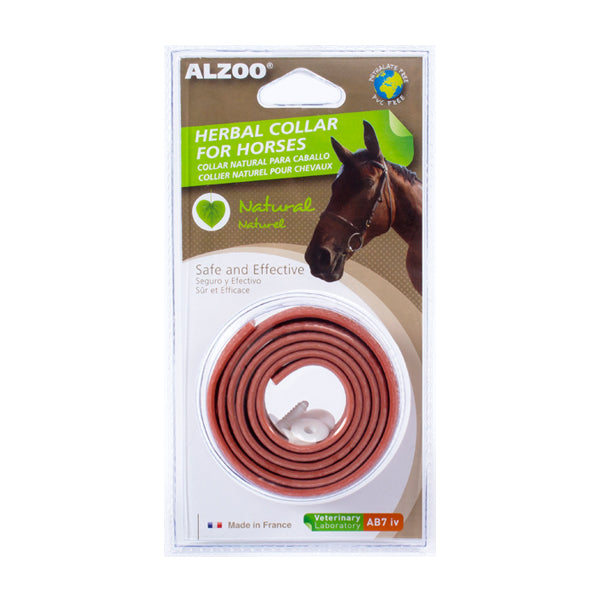ALZOO Herbal Collar for Horses