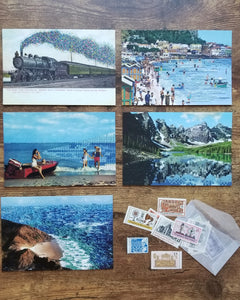 Art postcard pack - Landscape II