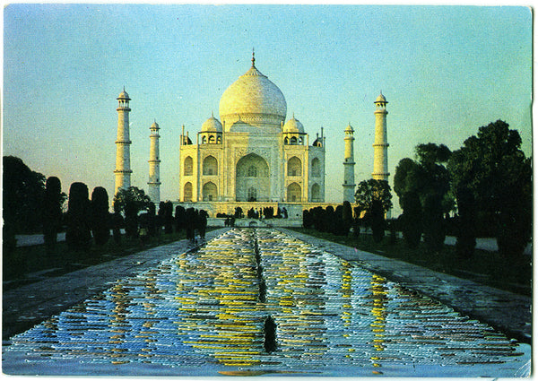 Reflections of Agra