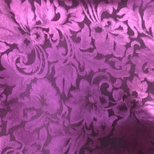"Load image into Gallery viewer, 35"" Magenta Jacquard"