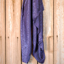 "Load image into Gallery viewer, 44"" Purple Jacquard"