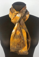 "Load image into Gallery viewer, 8""x54"" Goldie Long Scarf"