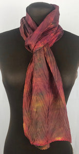 "7""x68"" October Long Scarf"
