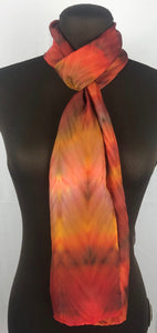 "8""x70"" Autumn Gold Long Scarf"