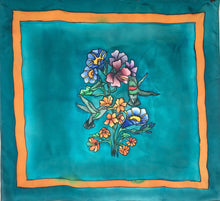 "Load image into Gallery viewer, 22"" Custom Hummingbird Bandana"