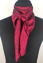 "Load image into Gallery viewer, 44"" Burgundy Jacquard"