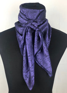 "44"" Purple Jacquard"