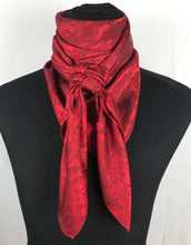 "Load image into Gallery viewer, 44"" Red Jacquard"