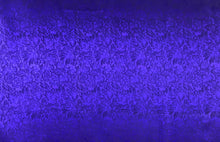 "Load image into Gallery viewer, 44"" Electric Purple Jacquard"