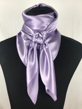 "Load image into Gallery viewer, 44"" Lilac Charmeuse"