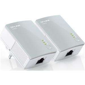TP-Link TL-PA411KIT AV500 Nano Powerline Adapter Starter Kit