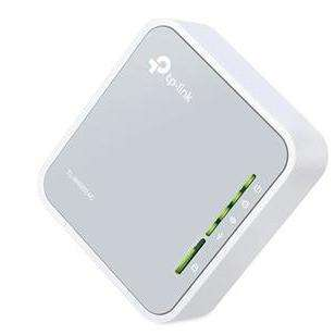 TP-Link TL-WR902C AC750 Wireless Travel Router