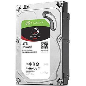 "Seagate IronWolf SATA 3.5"" 5900RPM 64MB 4TB NAS Hard Drive"