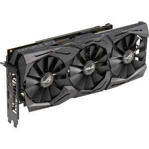ASUS ROG-STRIX-RTX2070-O8G-GAMING 8GB GDDR6 RTX PCIE Graphics Card