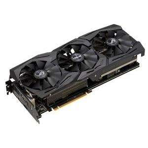 ASUS STRIX-RTX2060-O6G-GAMING 6GB GDDR6 RTX PCIE Graphics Card