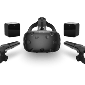 HTC VIVE VIRTUAL REALITY HEADSET CONSUMER EDITION - COMPLETE SYSTEM