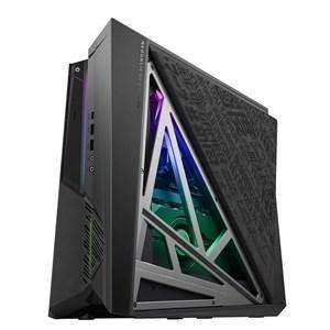 ASUS ROG HURACAN G21CN-AU010T I7-8700 CPU, GTX1060 6GB GRAPHIC, 16GB MEMORY, 1TB HDD, 128GB SSD, WINDOWS 10 GAMING PC, 1 YEAR WARRANTY