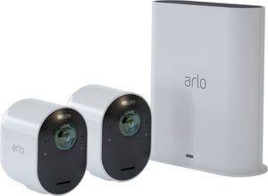 ULTRA 4K UHD WIRE-FREE SECURITY CAMERA SYSTEM - 2 CAMERAS (VMS5240-100AUS)
