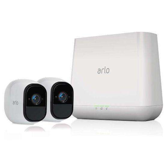 VMS4230 ARLO PRO - INDOOR/OUTDOOR WIRE-FREE HD HOME SECURITY - 2 CAMERA SYSTEM