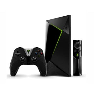 NVIDIA SHIELD TV Streaming Media Player w/ Remote and Controller