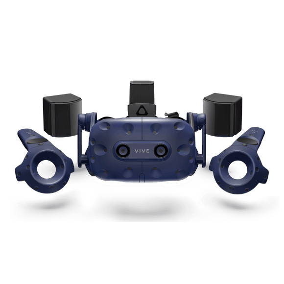 HTC VIVE PRO VIRTUAL REALITY HEADSET- COMPLETE SYSTEM